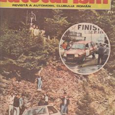 Bnk div Revista Autoturism - anul 1990 nr 10 - stare buna