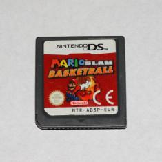 Joc Nintendo DS - Mario Slam Basketball - Jocuri Nintendo DS Altele, Actiune, Toate varstele, Single player
