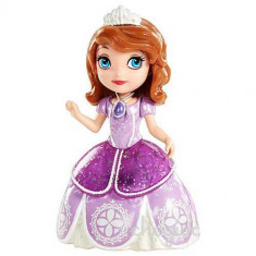 Papusa Printesa Sofia Intai in rochie de bal DGB23 Mattel, 4-6 ani