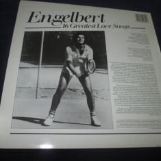 Engelbert Humperdinck – 16 Greatest Love Songs _ vinyl,LP,UK