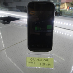 ORANGE ZALI(LEF) - Telefon Orange, Negru