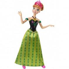 Papusa Anna cantareata CJJ08 Mattel, 4-6 ani