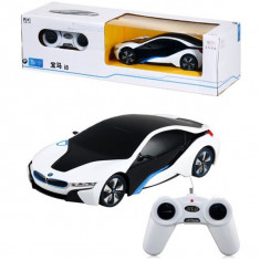 Masina BMW I8 cu telecomanda - Masinuta Rastar