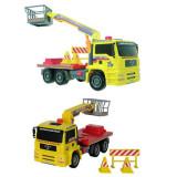 Masina Air pump workers 3415781 Dickie - Vehicul