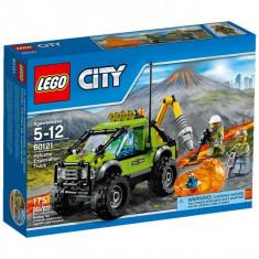 Camion de explorare a vulcanului 60121 Lego City
