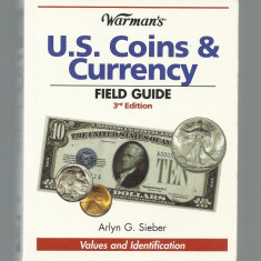U.S.Coins & Curency Guide - Catalog Preturi Monede si Bancnote USA - 2009