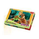 Puzzle Scooby Doo si Shaggy, in pestera 160 pcs.