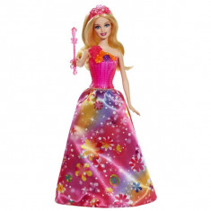 Papusa Printesa Alexa Barbie si usa secreta BLP33 Mattel, 4-6 ani