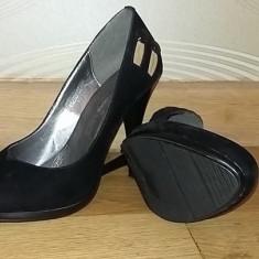 Pantofi Benvenuti - Pantof dama Benvenuti, Culoare: Negru, Marime: 37