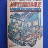 GH. FRATILA - AUTOMOBILE / CUNOASTERE,INTRETINERE SI REPARARE ~ 1996