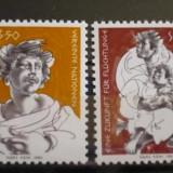 NATIUNILE UNITE VIENA 1984 – ANUL REFUGIATILOR, serie nestampilata UN30 - Timbre straine