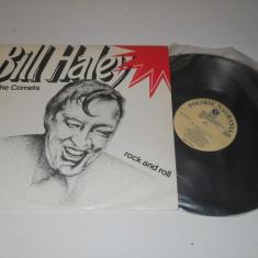 Bill Haley& The Comets - Muzica Rock Altele - 12 melodii stereo, VINIL