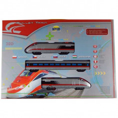 Tren electric Bullet Train 1210 - Trenulet