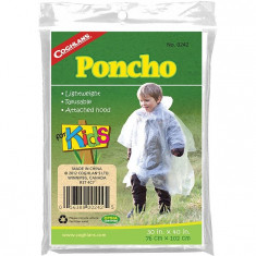 Coghlans Pelerina de ploaie Poncho PVC Copii 0242 - Pelerina ploaie