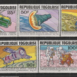 Togo.1981 Cosmonautica ST.696 - Timbre straine, Nestampilat