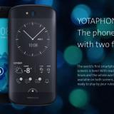 Yotaphone 2 - DUAL DISPLAY/NFC/WIRELESS CHARGING/SNAPDRAGON 801/4G/32 GB ROM, Negru, Neblocat, Quad core