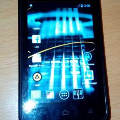 Acer Liquid Z2 black - Telefon mobil Acer, Negru, Orange