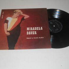 Mirabela Dauer - Dimineti cu ferestre deschise = 10 melodii - Muzica Dance electrecord, VINIL