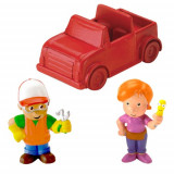 Figurina Handy Manny si Kelly M4846 Fisher Price