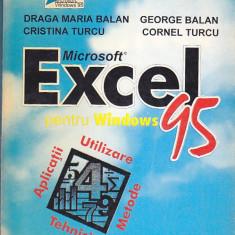 DRAGA MARIA BALAN - EXCEL PENTRU WINDOWS 95