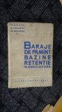 BARAJE DE PAMANT SI BAZINE DE RETENTIE IN AGRICULTURA - N. MANTZ