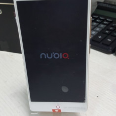 ZTE NUBIA Z9 MINI (LM03) - Telefon mobil ZTE, Alb, 16GB, Neblocat, Single SIM, Quad core
