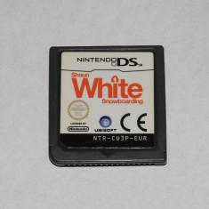 Joc Nintendo DS - Shaun White Snowboarding - Jocuri Nintendo DS Altele, Actiune, Toate varstele, Single player