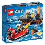 Set de pompieri pentru incepatori 60106 Lego City