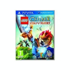 LEGO Legends Of Chima Lavals Journey PS Vita - Jocuri PS Vita