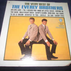 The Everly Brothers - The Very Best Of The Everly Brothers _ vinyl, LP, Germania - Muzica Pop warner, VINIL