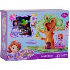 Printesa Sofia Intai Forest Playset BBT04 Mattel - Papusa Mattel, 4-6 ani