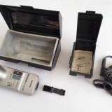 Aparat ras barbierit electronic Philips 950 Philishave vintage colectie 1989 rar