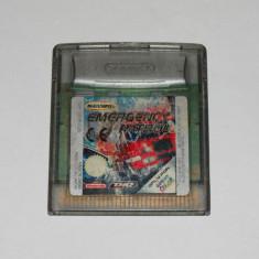 Joc Nintendo Gameboy Color - Emergency Patrol - Jocuri Game Boy Altele, Actiune, Toate varstele, Single player
