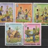 Togo.1982 75 ani de Cercetasie ST.699 - Timbre straine, Nestampilat