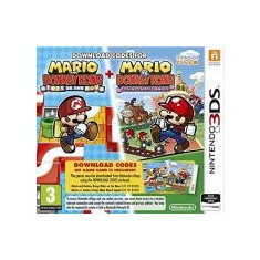 Mario and Donkey Kong Minis on the Move + Mario Vs Donkey Kong Minis March Again! 3DS - Jocuri Nintendo 3DS