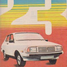 Bnk div Revista Autoturism - anul 1986 nr 8