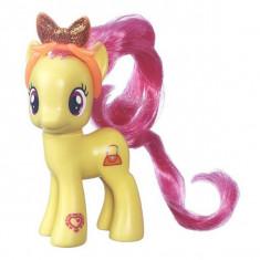 My little pony Figurina Pursey Pink cu cordeluta B6373 Hasbro