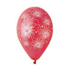 Baloane pentru petreceri incriptionate Artificii - Baloane copii