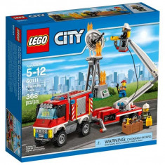 Camion utilitar de pompieri 60111 Lego City