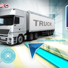 UPDATE HARTI NAVIGATIE - Microsd cu IGO Primo Harti 2016 Masina mica + Camion - Card memorie A-data, 8 GB