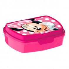 Cutie pentru sandwich cu Minnie Mouse