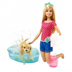 Papusa Barbie Balaceala catelusului DGY83 Mattel, 4-6 ani