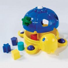 Jucarie broasca testoasa de tras si potrivire forme 5016 Dohany Toys