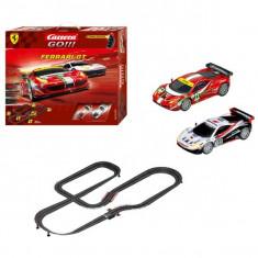 Jucarie Pista masina Ferrari GT Turbo Booster 62356 Carrera Go - Masinuta