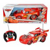Masina Cars Hot Rod Ultimate Fulger McQueen cu telecomanda