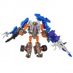 Robot Transformers Construct Bots - Lockdown si Hangnail Dino A6167 Hasbro - Roboti de jucarie