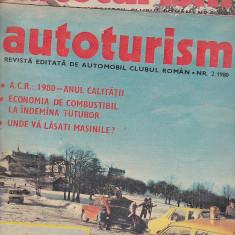 Bnk div Revista Autoturism - anul 1980 - 5 numere, stare buna