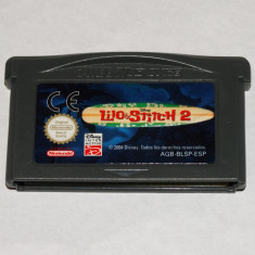 Joc Nintendo Gameboy Advance GBA - Lilo & Stitch 2 - Jocuri Game Boy Altele, Actiune, Toate varstele, Single player