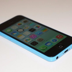 iPhone 5C Apple 8GB, Albastru, Neblocat