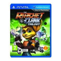 Ratchet and Clank Trilogy PS Vita - Jocuri PS Vita